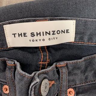 シンゾーン(Shinzone)のシンゾーン ブラック デニム(デニム/ジーンズ)