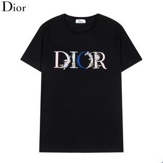 an - 新作ディオール Dior Flowers Tシャツ