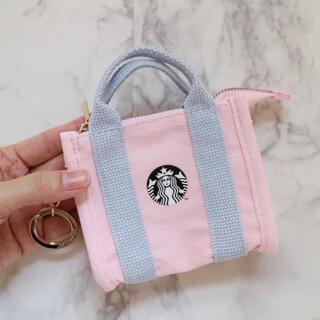 Starbucks Coffee - 【新品】台湾スターバックス コインケース ピンク 春 桜 スプリング 海外限定