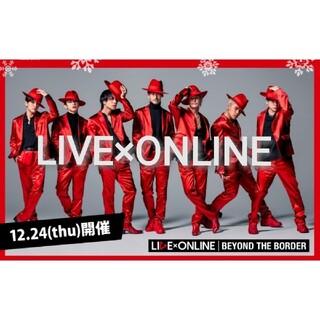 三代目 J Soul Brothers - LIVE×ONLINE 三代目 J Soul Brothers