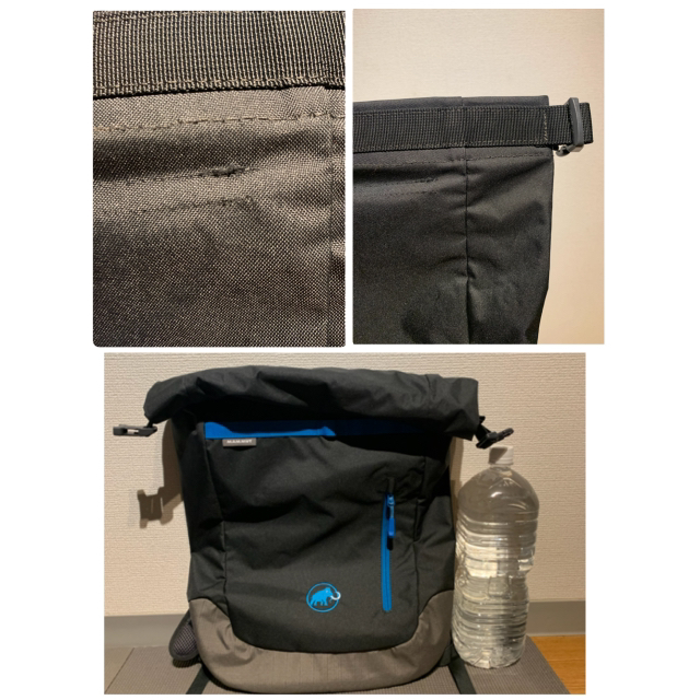 Mammut(マムート)のmammut リュック バック マムート  メンズのバッグ(バッグパック/リュック)の商品写真