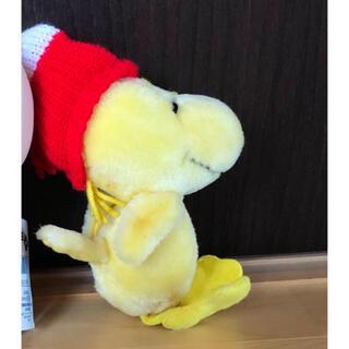 ピーナッツ(PEANUTS)のウッドストック 人形 スヌーピー ぬいぐるみ(ぬいぐるみ)