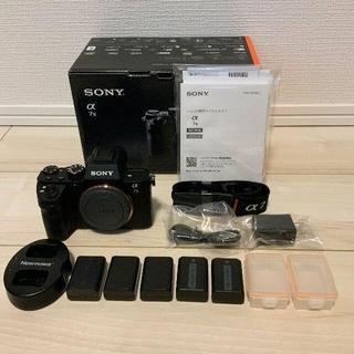 SONY - Sony α7II ボディ【付属品多数】