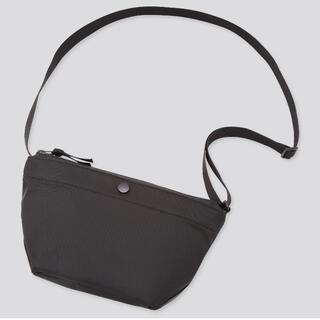 UNIQLO - 新品タグ付き ユニクロ ナイロンミニショルダーバッグ