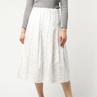 franche lippee - 丈長スカート にらめっこうさぎ