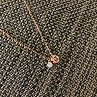 ローズバッド(ROSE BUD)のROSEBUD ローズバッド ネックレス(ネックレス)