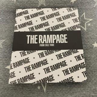 EXILE TRIBE - RAMPAGE ステッカーフォルダー 千社札 370枚