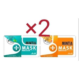 セブンイレブン 無料引換券 ミンティア ペパーミントorシトラスミント×2枚(フード/ドリンク券)