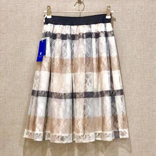 BURBERRY BLUE LABEL - ブルーレーベル 店舗限定 スカート