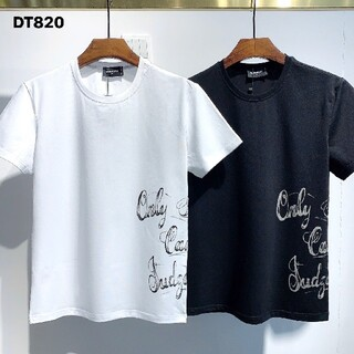DSQUARED2 - DSQUARED2 Tシャツ ディースクエアード DT820