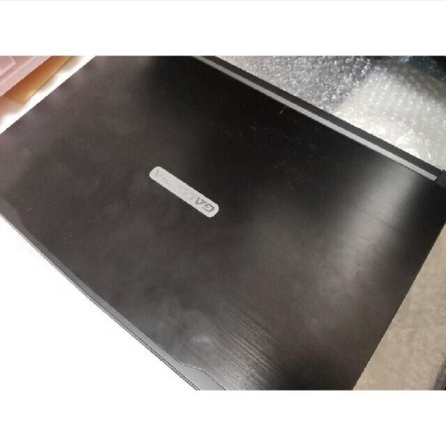 [特価]ゲーミングノートPC GALLERIA スマホ/家電/カメラのPC/タブレット(ノートPC)の商品写真
