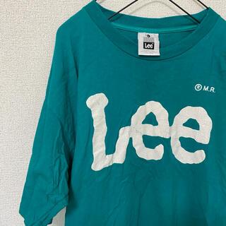 リー(Lee)のLee*ビッグTシャツ(Tシャツ/カットソー(半袖/袖なし))