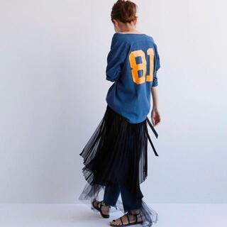 DEUXIEME CLASSE - ドゥーズィエムクラス アパルトモン STAMMBAUM Tシャツ