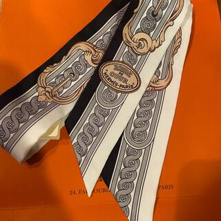 エルメス(Hermes)のエルメス ツイリー2本  エルメス ツイリー ブリッド・ドゥ・クール (バンダナ/スカーフ)