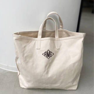 L'Appartement DEUXIEME CLASSE - トートバッグ アメリカーナ AME Tote ブラウン bigサイズ