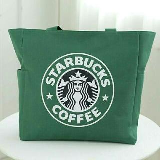 Starbucks Coffee - スターバックス トート ビッグ エコバッグ  マザーバッグ スタバ レジカゴ