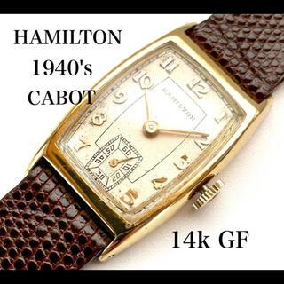 ハミルトン(Hamilton)のハミルトン アンティーク腕時計(腕時計(アナログ))