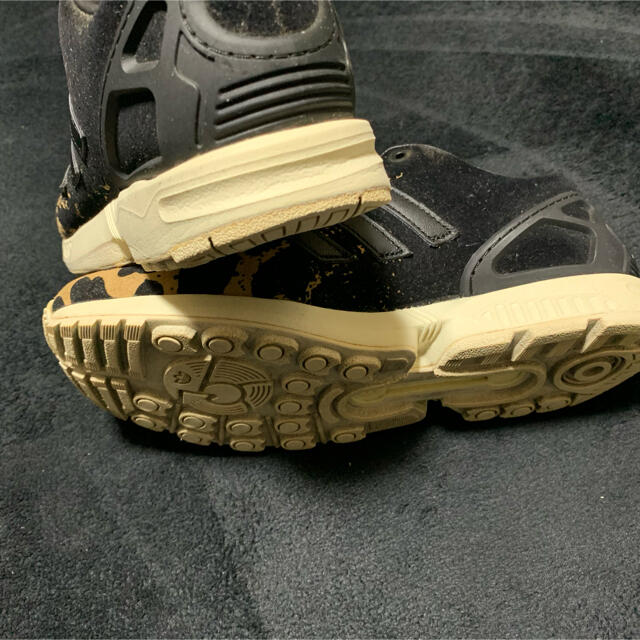 adidas(アディダス)のアディダス ZX レオパード柄 レディース レディースの靴/シューズ(スニーカー)の商品写真