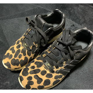adidas - アディダス ZX レオパード柄 レディース