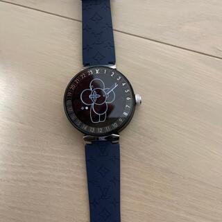 ルイヴィトン(LOUIS VUITTON)のルイヴィトン 腕時計(腕時計(デジタル))