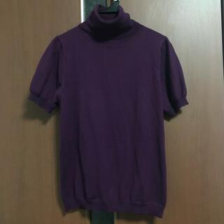 FRAMeWORK - SPICK and SPAN Freamwork 半袖セーター フリーサイズ