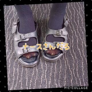 ナースサンダル 靴 Lサイズ