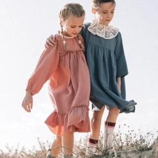 Caramel baby&child  - LIILU ワンピース 110 120 ドレス スカート