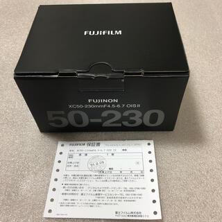 富士フイルム - 富士フイルム 望遠ズームレンズXC50-230mm F4.5-6.7 OIS Ⅱ