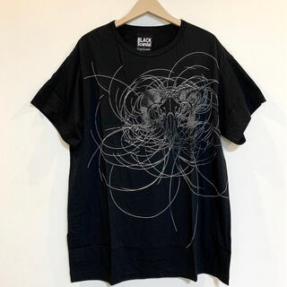 Yohji Yamamoto - Yohji Yamamoto 半袖Tシャツ 黒