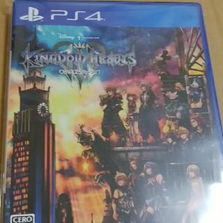 PlayStation4 - キングダム ハーツIII PS4