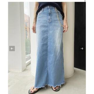 L'Appartement DEUXIEME CLASSE - ♦︎新品タグ付♦︎GOOD GRIEF/DENIM LONG スカート