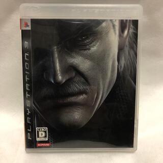 PlayStation3 - メタルギア ソリッド 4 ガンズ・オブ・ザ・パトリオット PS3