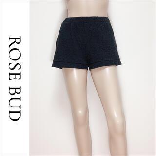 ROSE BUD - ROSE BUD ダマスク柄 ショートパンツ♡シップス LOWRYSFARM