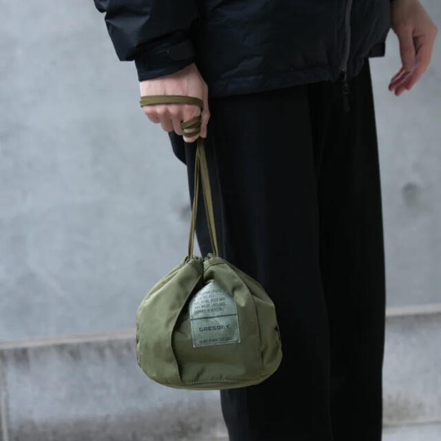 NEXUSVII(ネクサスセブン)のNEXUS7 Gregory コラボ巾着 メンズのバッグ(その他)の商品写真