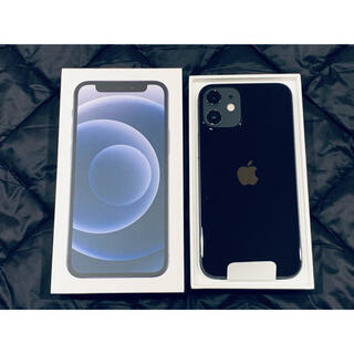iPhone - 【新品・未使用】iPhone12 mini 128GB SIMフリー 黒