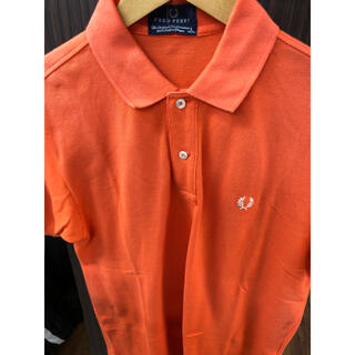 フレッドペリー(FRED PERRY)のFRED PERRY メンズ ポロシャツ 美品(ポロシャツ)