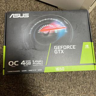 エイスース(ASUS)のASUS GEFORCE GTX1650(PCパーツ)
