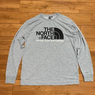 THE NORTH FACE - ノースフェイス ロングスリーブ カラードームティー