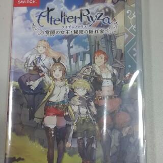 Nintendo Switch - ライザのアトリエ ~常闇の女王と秘密の隠れ家~ Switch
