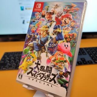 ニンテンドースイッチ(Nintendo Switch)の大乱闘スマッシュブラザーズ SPECIAL スマブラSP 任天堂(家庭用ゲームソフト)