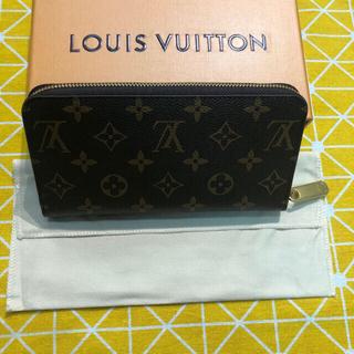 ルイヴィトン(LOUIS VUITTON)のモノグラム 長財布 ジッピーウォレット(財布)