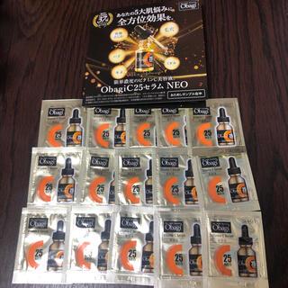 オバジ(Obagi)のobagi オバジC25 NEO  高濃度ビタミンC美容液 サンプル 6ml(美容液)