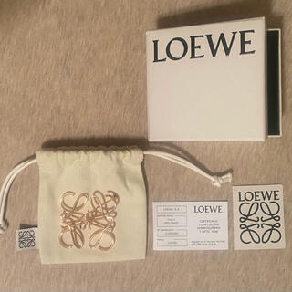 LOEWE - LOEWE ( ロエベ )ブローチ【新品・未使用】