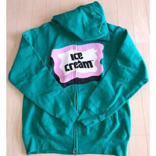 ICE CREAM パーカー