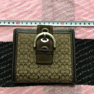 コーチ(COACH)のCOACH コーチ 男女兼用 折り財布 正規品(折り財布)