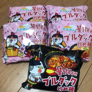KALDI - 早い者勝ち❤ブルダック炒め麺&カルボ5点