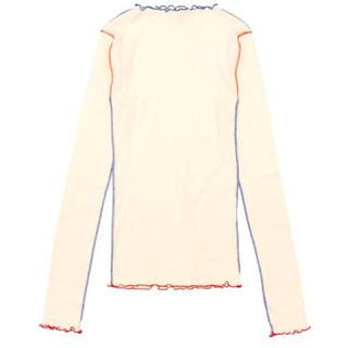EDIT.FOR LULU - 【BASErange】vein long sleeve