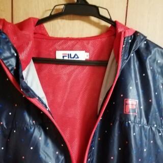FILA - FILAのパーカー☆未使用