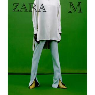 ZARA - 新品 ZARA スプリットヘム レギンス