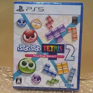 ぷよぷよテトリス2 PS5